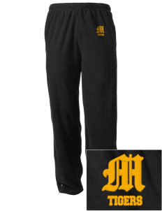 Morrill Middle School Tigers Embroidered Holloway Men's Flash Warmup Pants