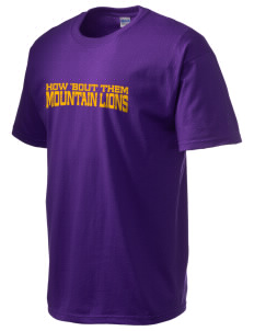 Linscott Charter School Mountain Lions Ultra Cotton T-Shirt