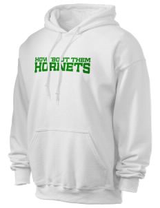 Castle Rock Elementary School Hornets Ultra Blend 50/50 Hooded Sweatshirt