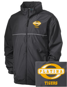 Platina Elementary School Tigers Embroidered Men's Element Jacket