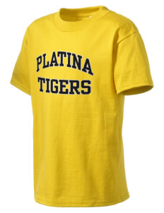 Platina Elementary School Tigers Kid's Essential T-Shirt