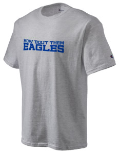 Butteville Union Elementary School Eagles Champion Men's Tagless T-Shirt