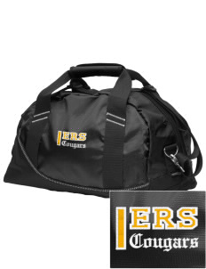 E Ruth Sheldon Elementary School Cougars Embroidered OGIO Half Dome Duffel