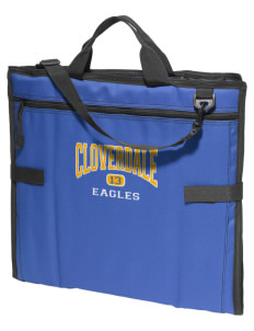 Cloverdale High School Eagles Stadium Seat