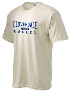 Cloverdale High School Eagles Ultra Cotton T-Shirt