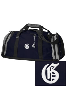 Bellingham Rec League Gutter Bombers Embroidered OGIO All Terrain Duffel