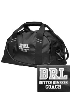 Bellingham Rec League Gutter Bombers Embroidered OGIO Half Dome Duffel