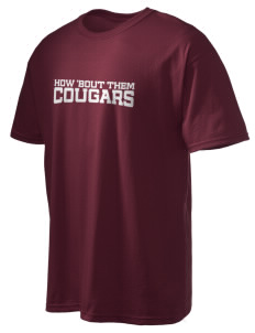 Cloverland Elementary School Cougars Ultra Cotton T-Shirt