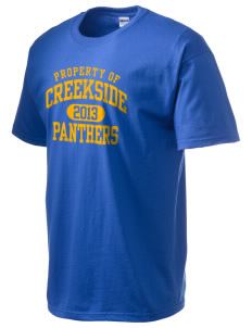Creekside Middle School Panthers Ultra Cotton T-Shirt