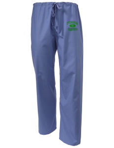 Evergreen Elementary School Roadrunners Scrub Pants