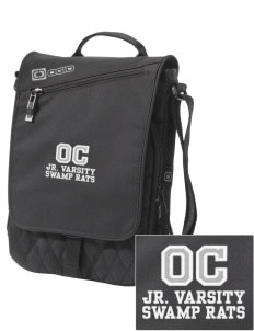 Outside Creek Elementary School Swamp Rats Embroidered OGIO Module Sleeve for Tablets