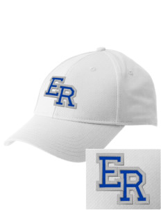 Eagle Ridge Elementary School Eagles  Embroidered New Era Adjustable Structured Cap