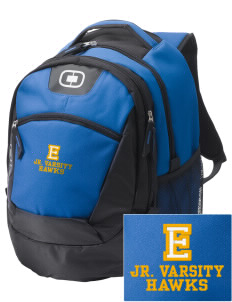 Explorer Elementary School Hawks Embroidered OGIO Rogue Backpack