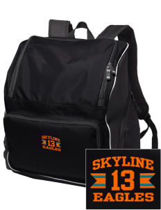 Skyline Elementary School Eagles Embroidered Holloway Duffel Bag