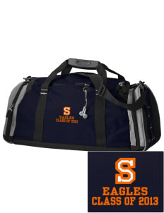 Skyline Elementary School Eagles Embroidered OGIO All Terrain Duffel