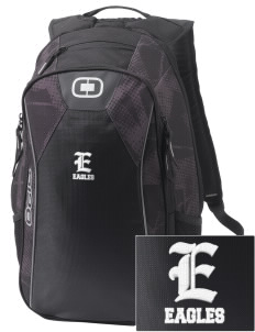 Shelter Rock Elementary School Eagles Embroidered OGIO Marshall Backpack