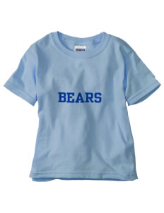 Elizabeth M Bennet Middle School Bears Toddler 6.1 oz Ultra Cotton T-Shirt