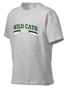 Wayne Ruble Middle Sdhool Wild Cats Kid's Essential T-Shirt