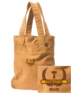 Thomaston Center School Bears Embroidered Alternative The Berkeley Tote