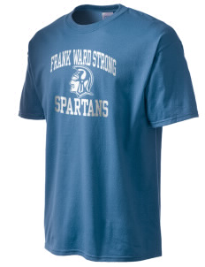 Frank Ward Strong Middle School Spartans Men's Essential T-Shirt