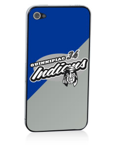 Quinnipiac Elementary School Indians Apple iPhone 4/4S Skin