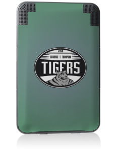 Clarence E Thompson Elementary School Tigers Kindle Keyboard 3G Skin
