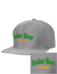 Indian River High School Indians Embroidered D-Series Cap