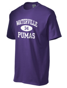 Waterville Junior High School Pumas Men's Essential T-Shirt