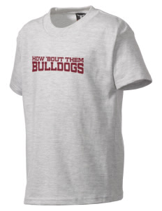 Lawrence School Bulldogs Kid's T-Shirt