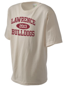 Lawrence School Bulldogs Kid's Organic T-Shirt