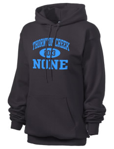 Thornton Creek None Unisex 7.8 oz Lightweight Hooded Sweatshirt