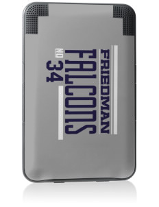Friedman Middle School Falcons Kindle Keyboard 3G Skin