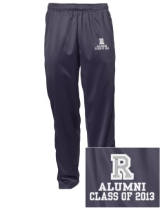 Ramona Elementary School Mustangs Embroidered Men's Tricot Track Pants