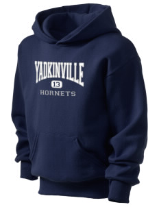 Yadkinville Elementary School Hornets Kid's Hooded Sweatshirt
