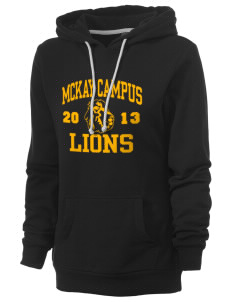 McKay Campus Elementary School Lions Women's Core Fleece Hooded Sweatshirt