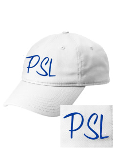 Peridot-Our Savior's Lutheran School Crusaders  Embroidered New Era Adjustable Unstructured Cap
