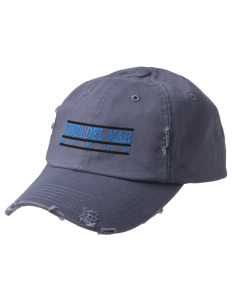 Vista del Mar School Makos Embroidered Distressed Cap