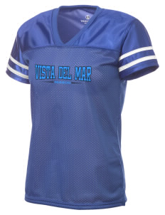 Vista del Mar School Makos Holloway Women's Fame Replica Jersey
