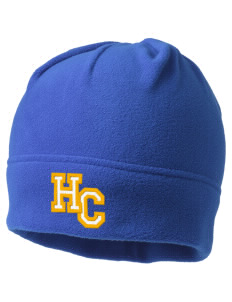 Harvest Christian Academy Knights Embroidered Fleece Beanie