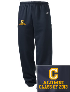 Concord Elementary School Pirates Embroidered Champion Men's Sweatpants