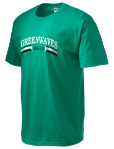 Meade County High School Greenwaves Ultra Cotton T-Shirt