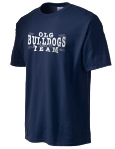 Our Lady Of Guadalupe School Bulldogs Men's Essential T-Shirt