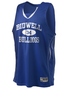 Bidwell Elementary School Bulldogs Holloway Men's Brookville Jersey