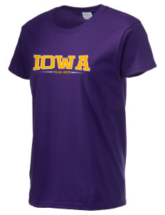 Iowa High School Yellow Jackets Women's 6.1 oz Ultra Cotton T-Shirt