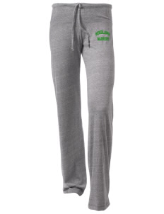 Woodlawn Middle School Warriors Alternative Women's Eco-Heather Pants