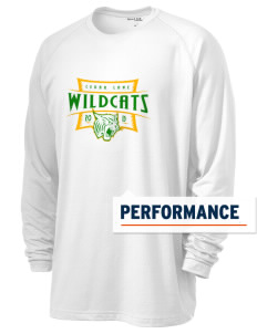 Cedar Lane Elementary School Wildcats Men's Ultimate Performance Long Sleeve T-Shirt