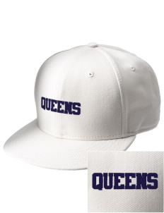 Queens University of Charlotte Royals  Embroidered New Era Flat Bill Snapback Cap