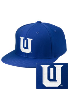 Queens University of Charlotte Royals Embroidered Diamond Series Fitted Cap