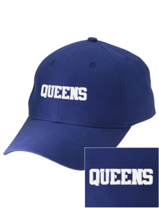 Queens University of Charlotte Royals Embroidered Low-Profile Cap