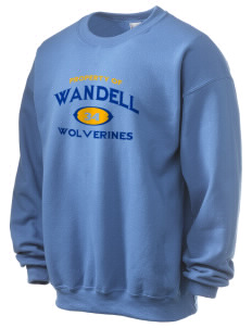 Wandell Elementary School Wallabees Ultra Blend 50/50 Crewneck Sweatshirt